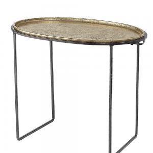 table d appoint métal