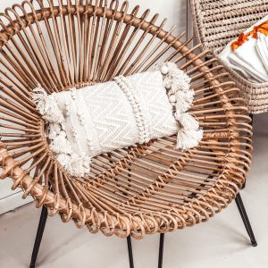 fauteuil bambou
