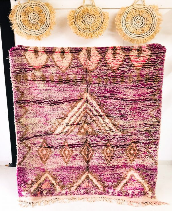 tapis Boujaad vintage