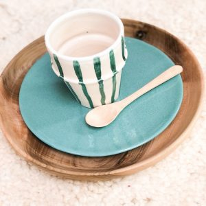 duo de thé céladon