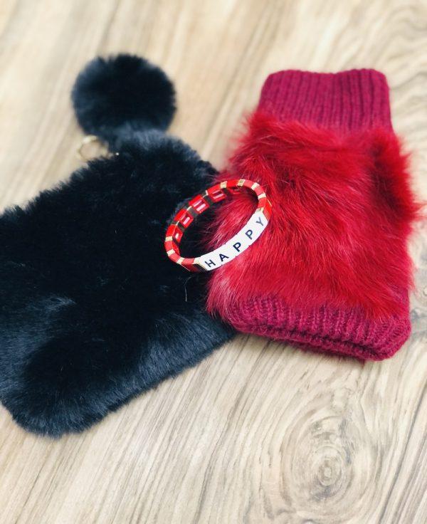 porte monnaie gants bracelet
