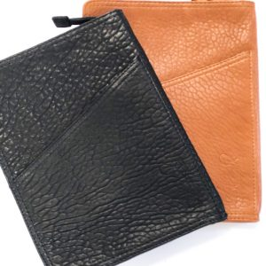 pochette iPad cuir