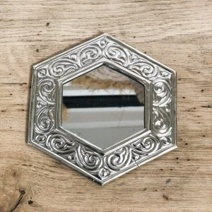 miroir martelé
