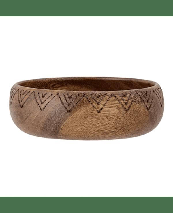 bowl acacia