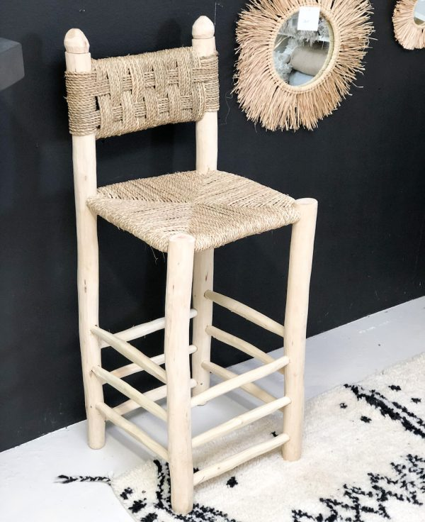 chaise de bar