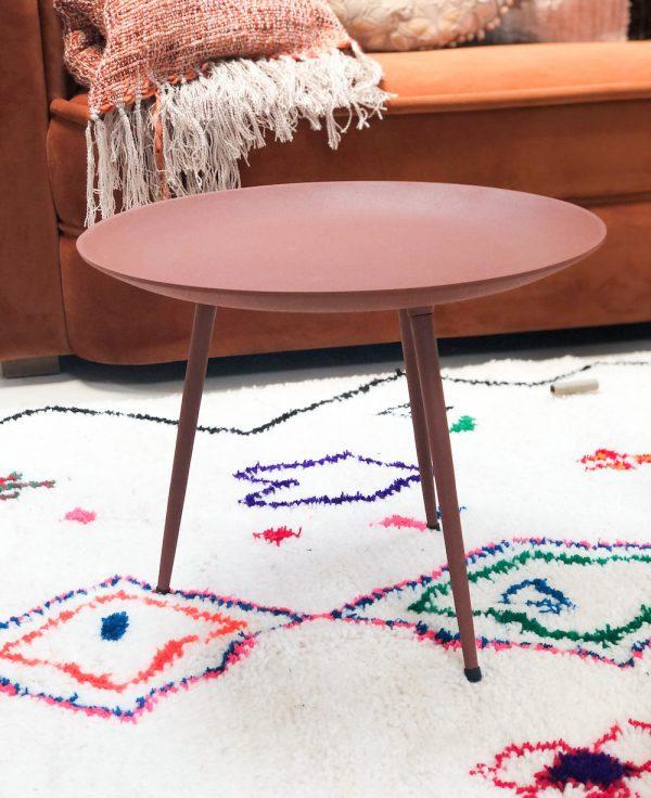 table terracotta